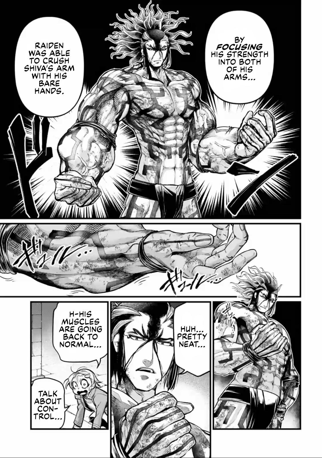 Shuumatsu no Valkyrie, Chapter 35 image 037