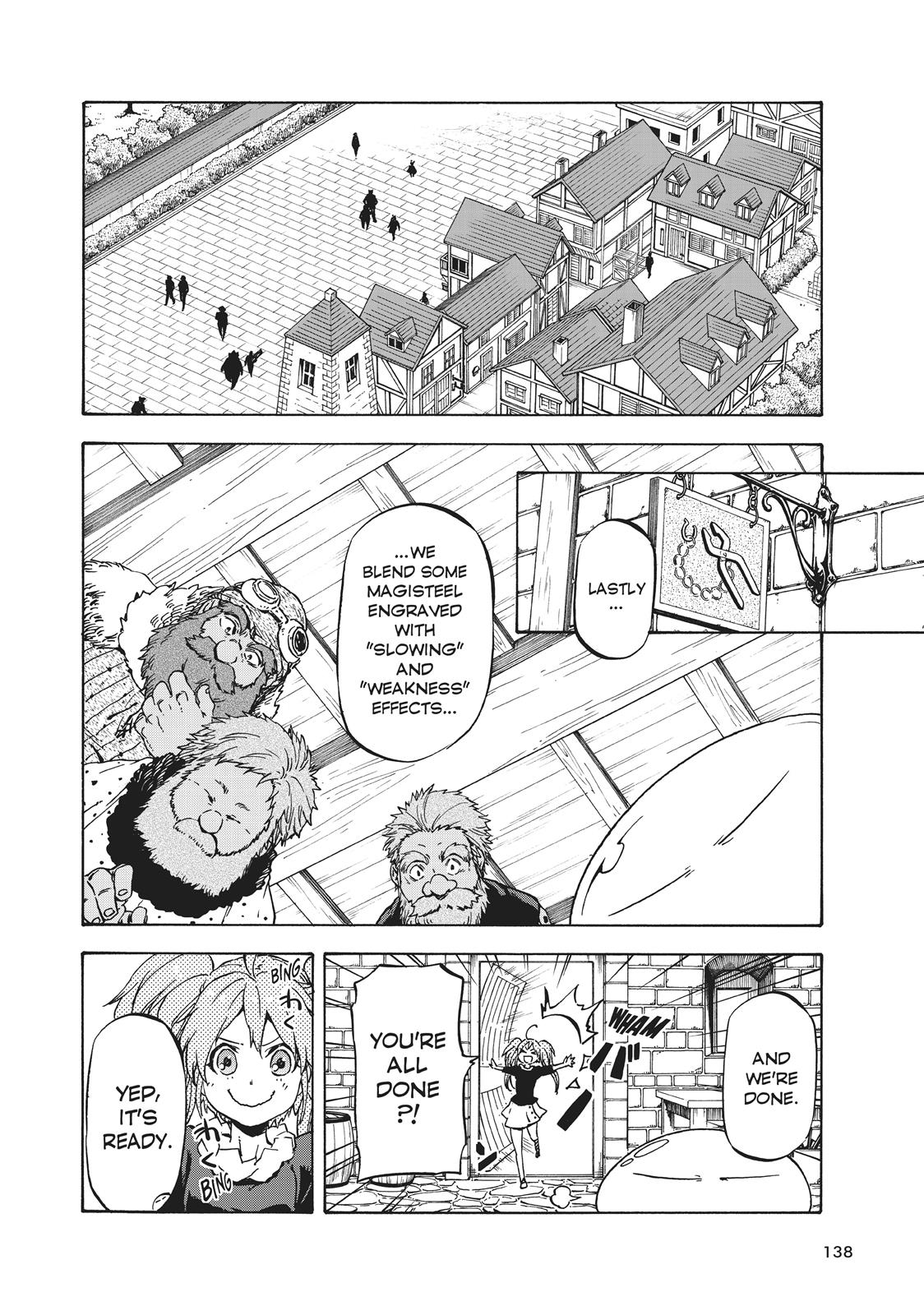 Tensei shitara Slime Datta Ken, Chapter 39 image 022