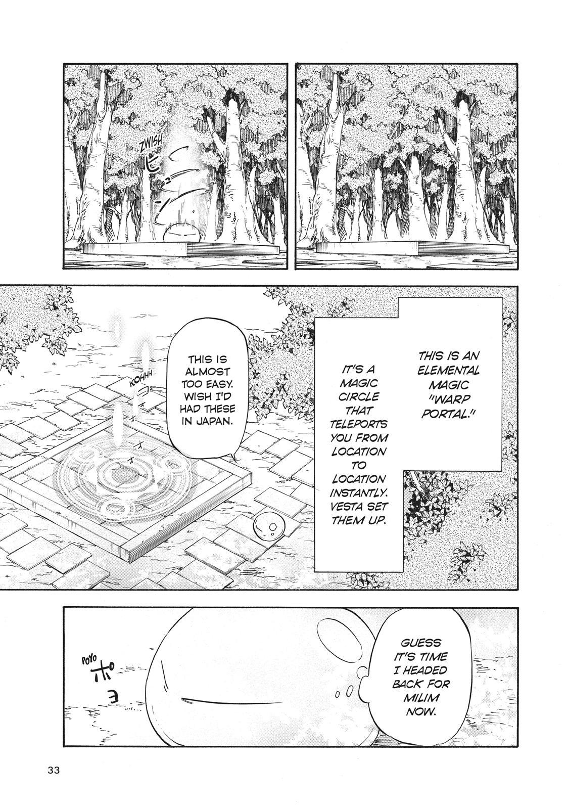 Tensei shitara Slime Datta Ken, Chapter 32 image 033