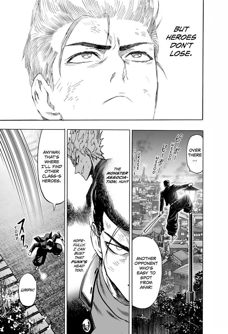 One-Punch Man, Chapter 129 image 005
