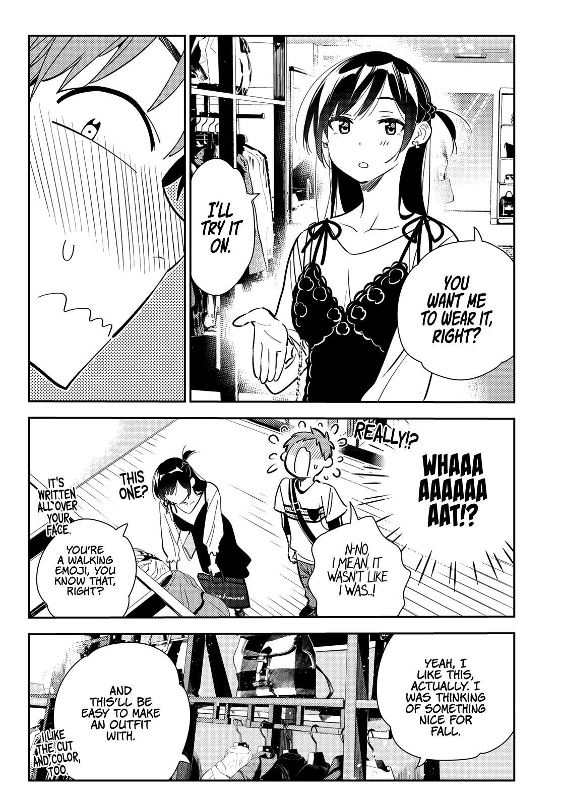 Kanojo Okarishimasu, Chapter 158 image 013