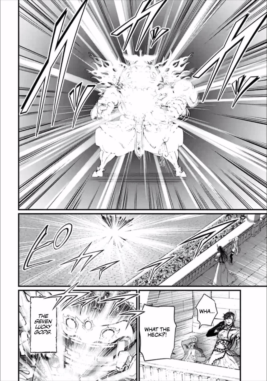 Shuumatsu no Valkyrie, Chapter 44 image 043