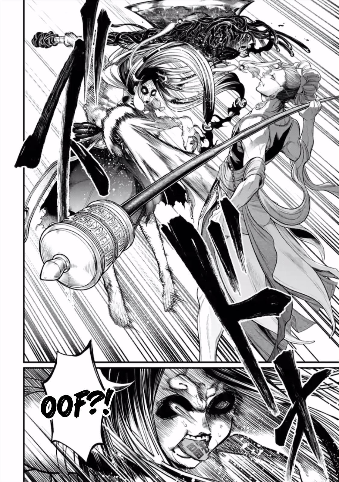 Shuumatsu no Valkyrie, Chapter 45 image 067