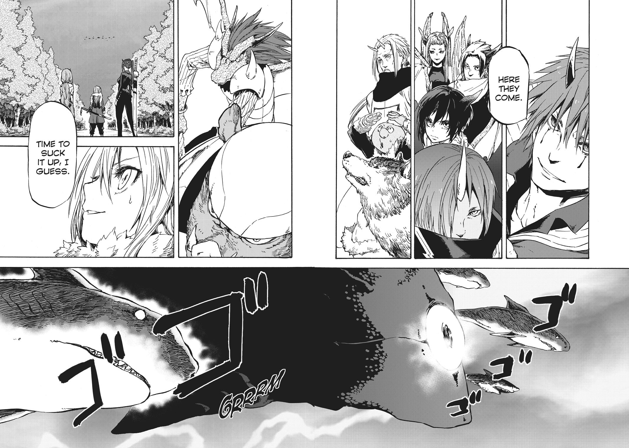 Tensei shitara Slime Datta Ken, Chapter 37 image 020