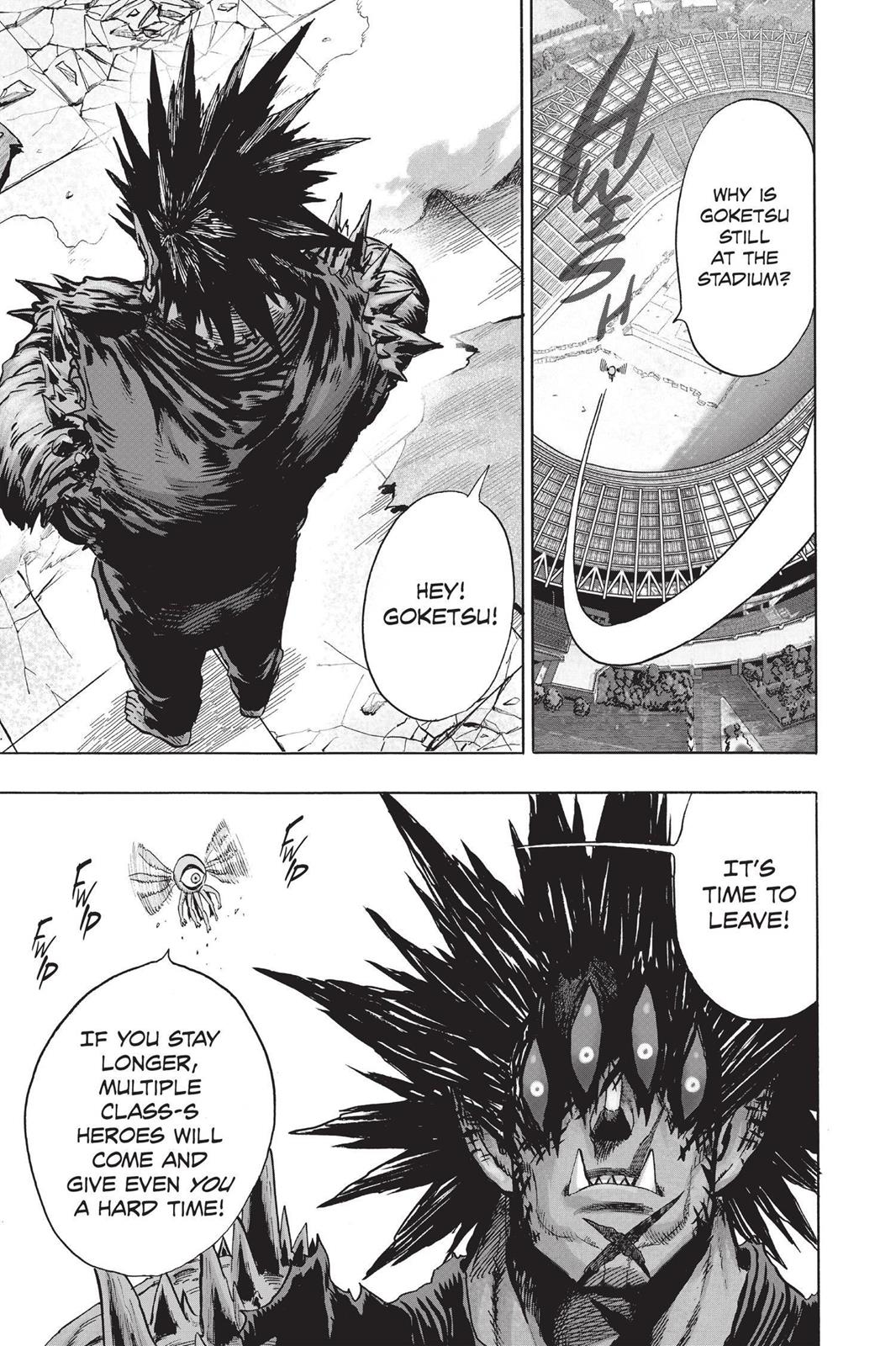 One-Punch Man, Chapter 74 image 007