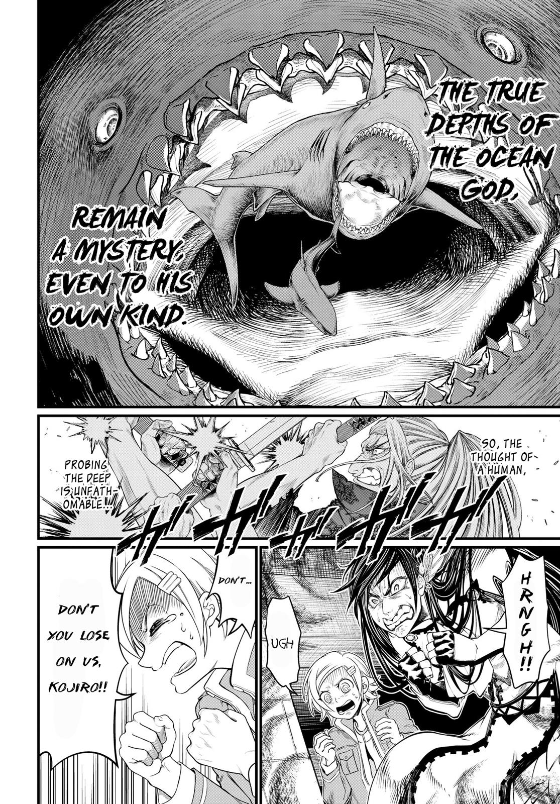 Shuumatsu no Valkyrie, Chapter 18 image 013