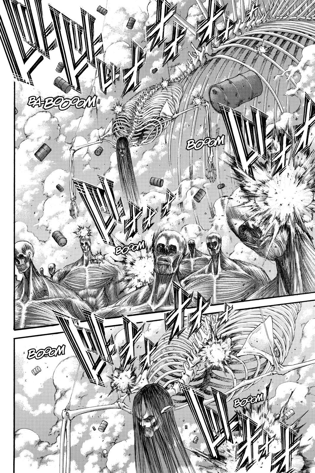 Attack On Titan, Episode 134 image 020