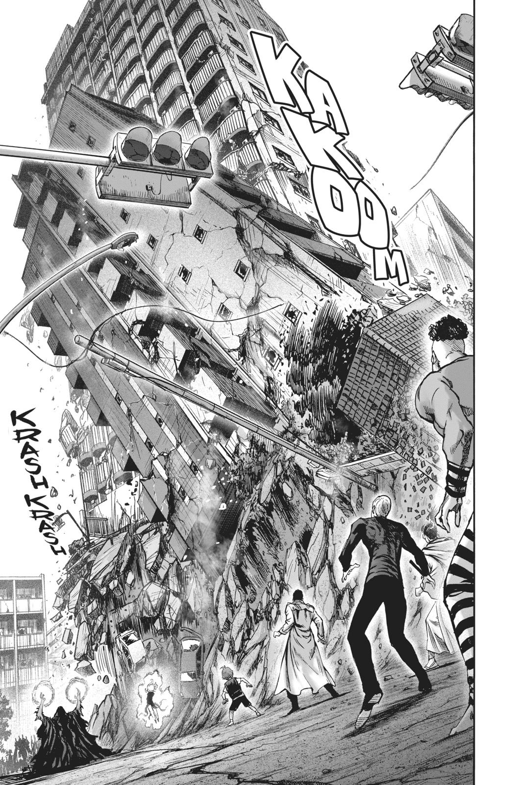 One-Punch Man, Chapter 96 image 018