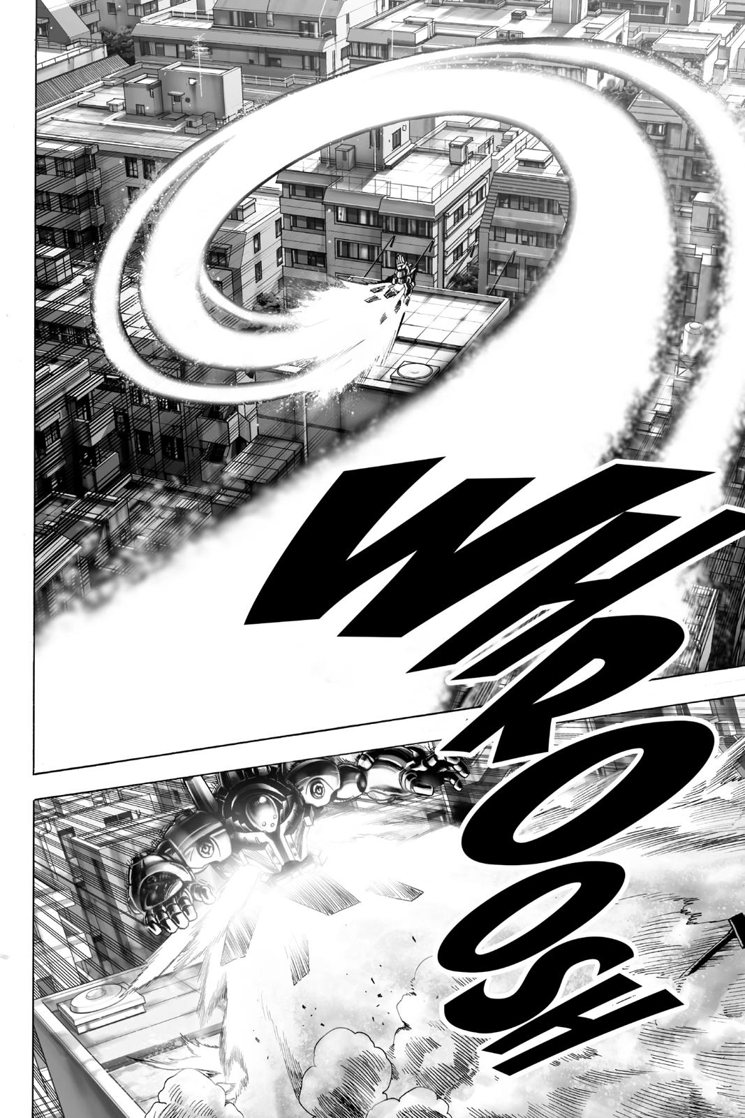 One-Punch Man, Chapter 21 image 030