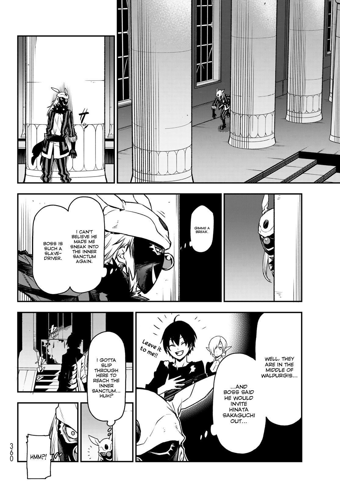 Tensei shitara Slime Datta Ken, Chapter 85 image 032