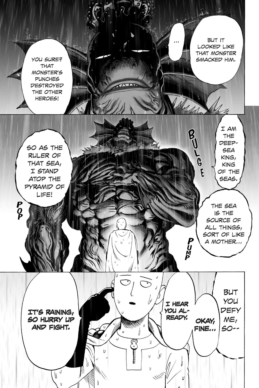 One-Punch Man, Chapter 28 image 003