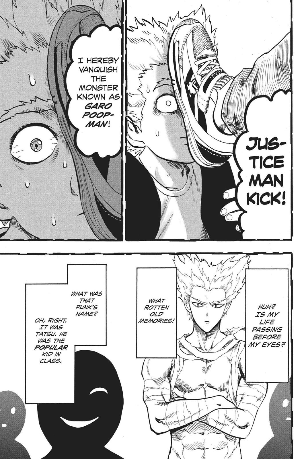 One-Punch Man, Chapter 85 image 011