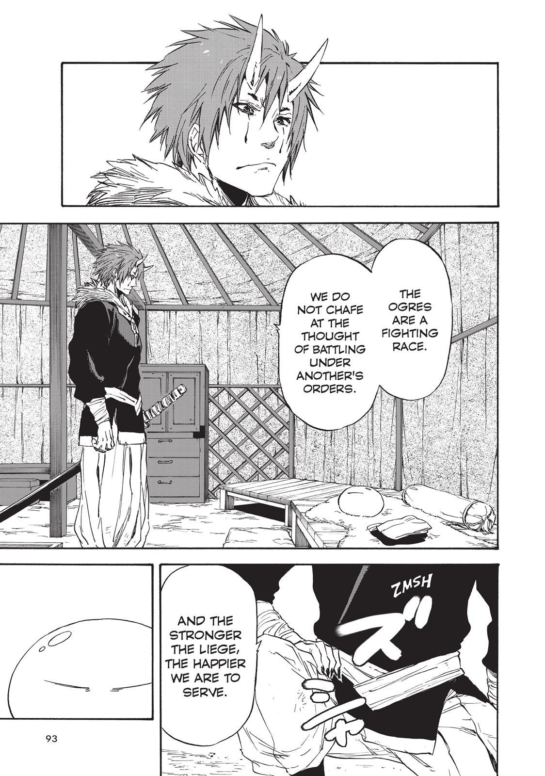 Tensei shitara Slime Datta Ken, Chapter 14 image 024