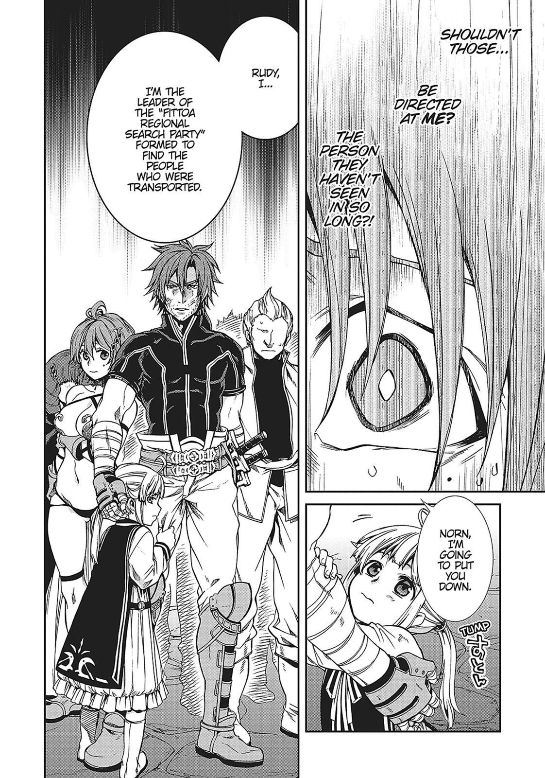 Mushoku Tensei, Chapter 35 image 004