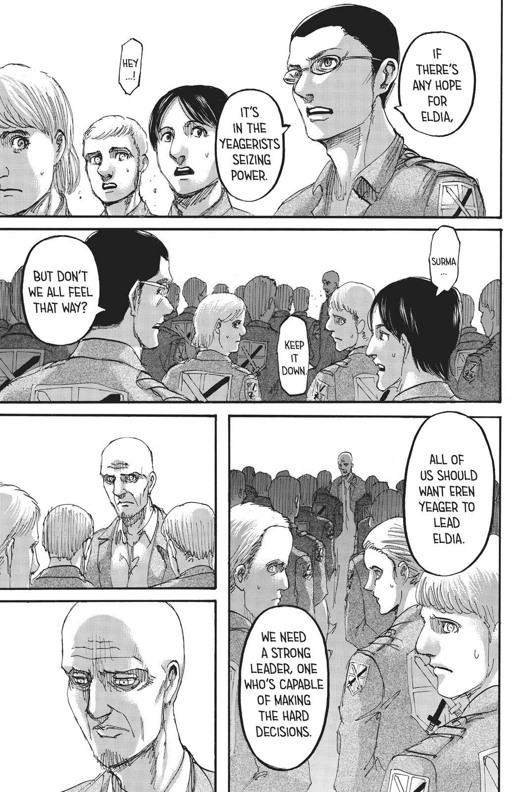 Attack On Titan, Episode 113 image 033