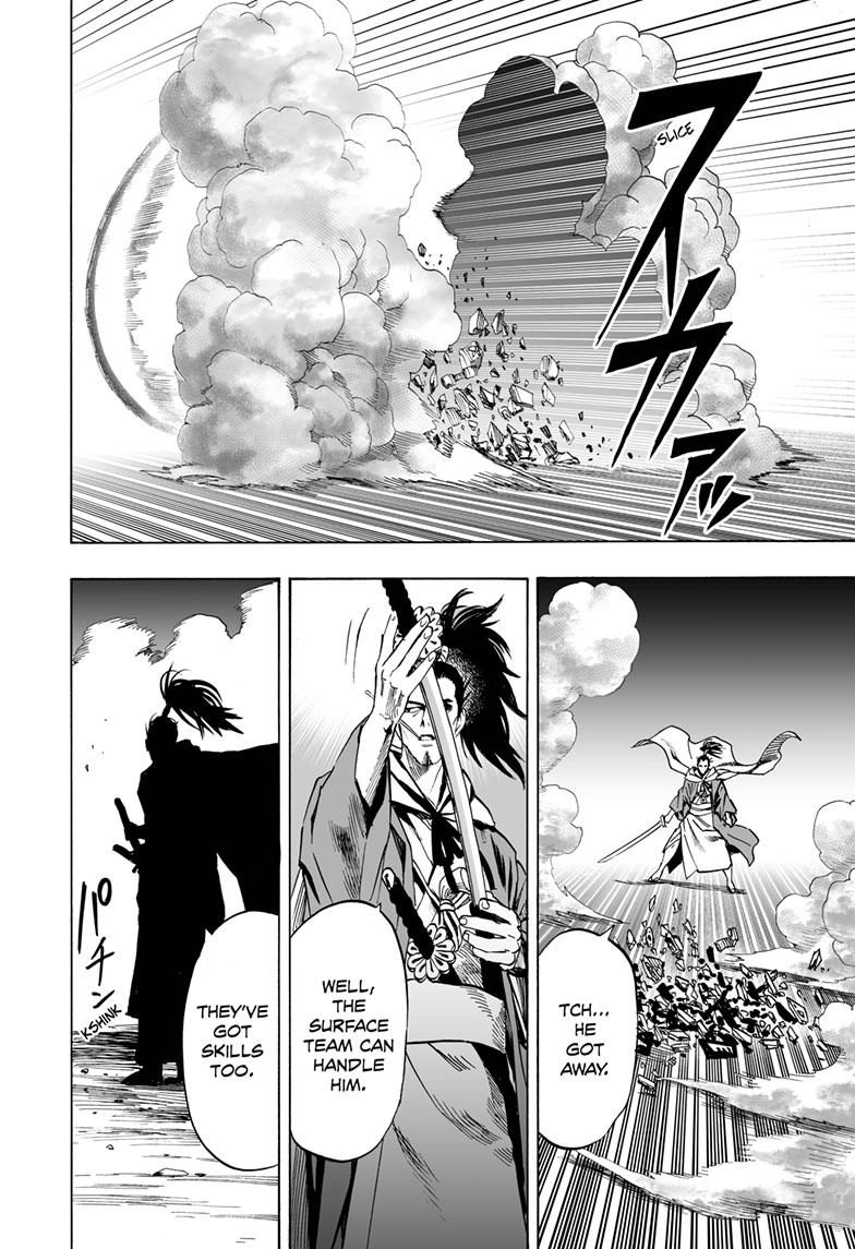 One-Punch Man, Chapter 108 image 019