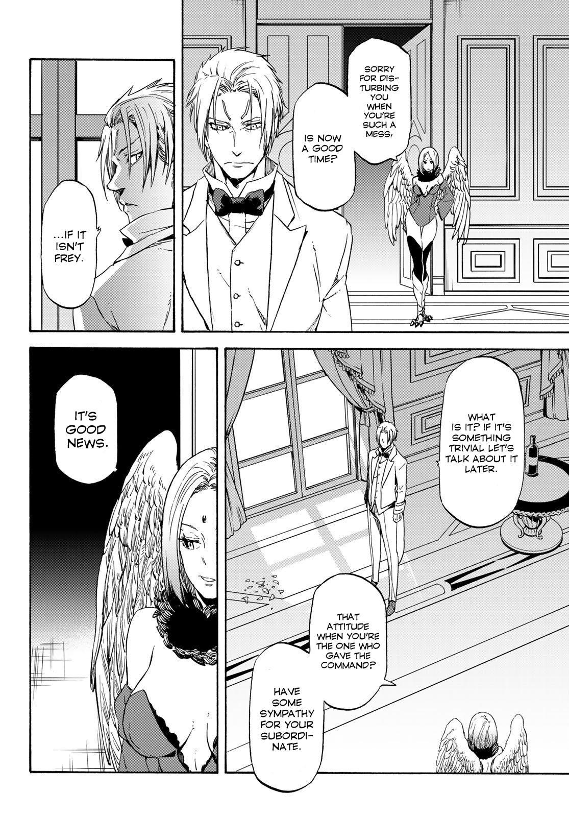 Tensei shitara Slime Datta Ken, Chapter 72 image 024