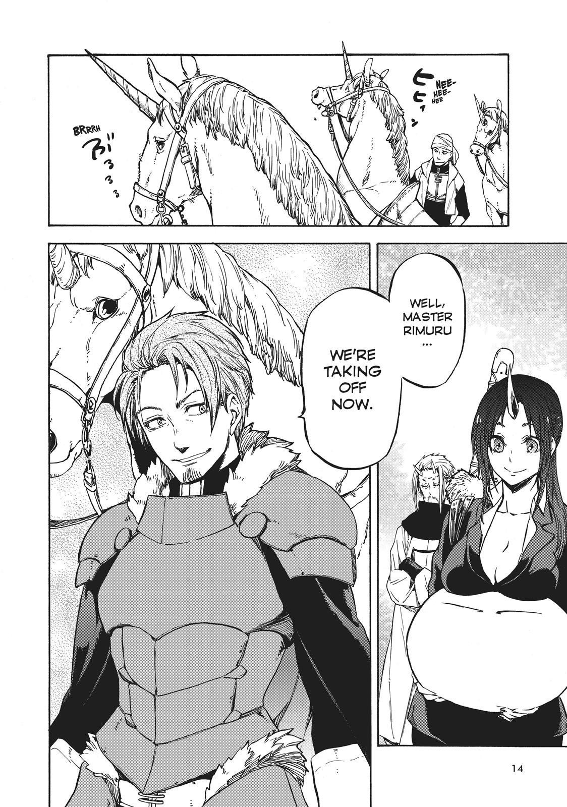 Tensei shitara Slime Datta Ken, Chapter 36 image 014