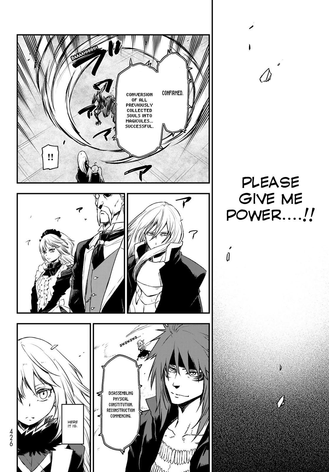Tensei shitara Slime Datta Ken, Chapter 84 image 040