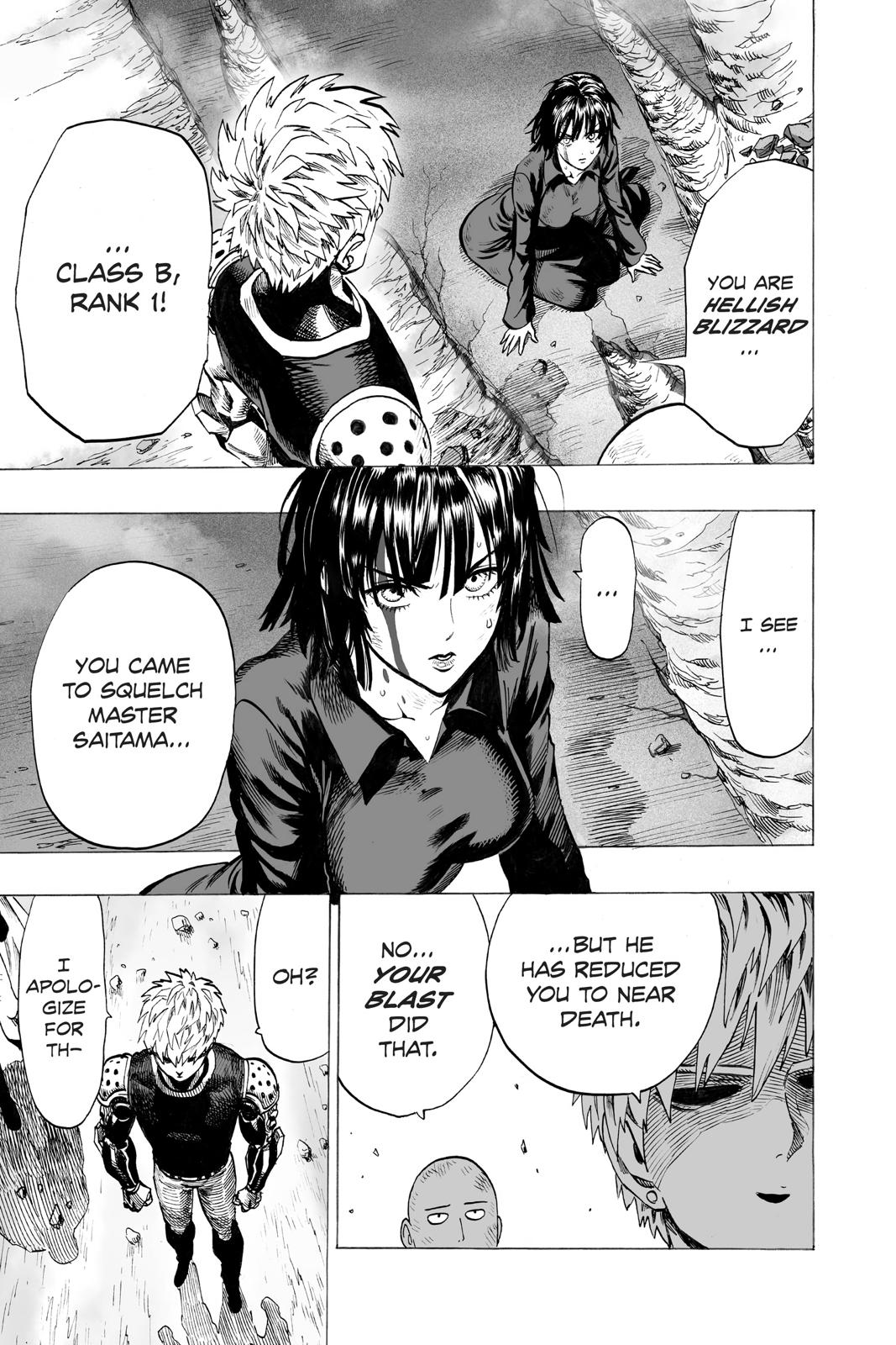 One-Punch Man, Chapter 43 image 023