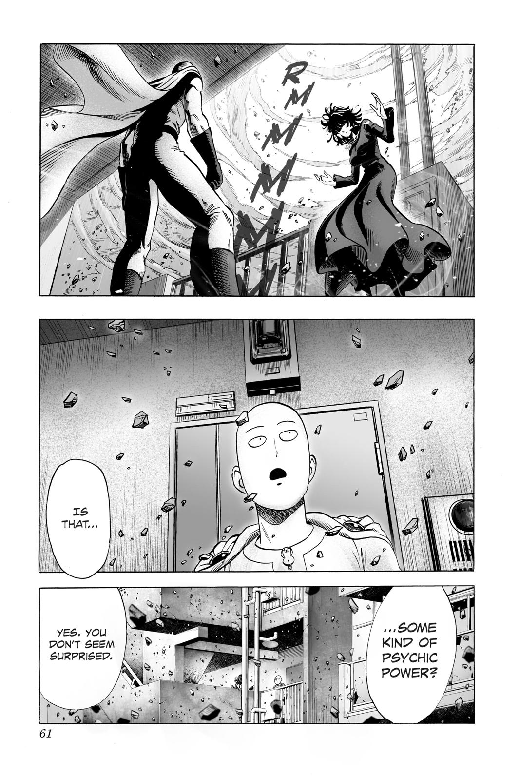 One-Punch Man, Chapter 43 image 004