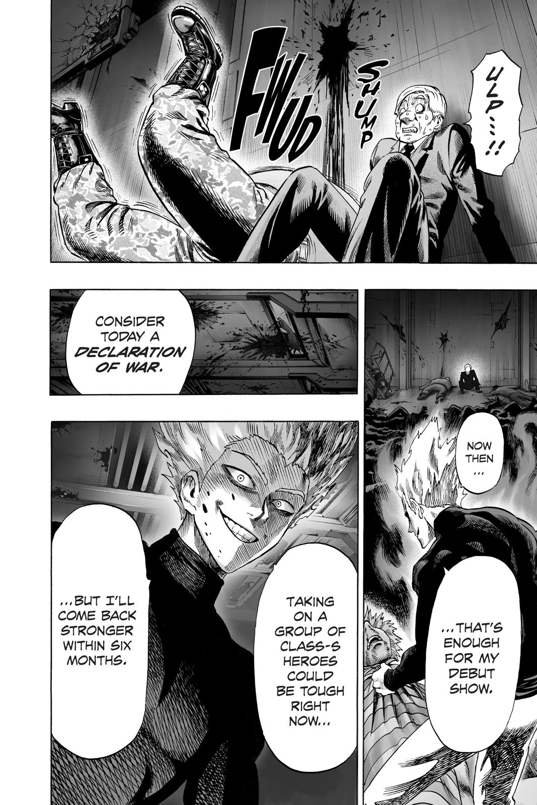One-Punch Man, Chapter 41 image 031