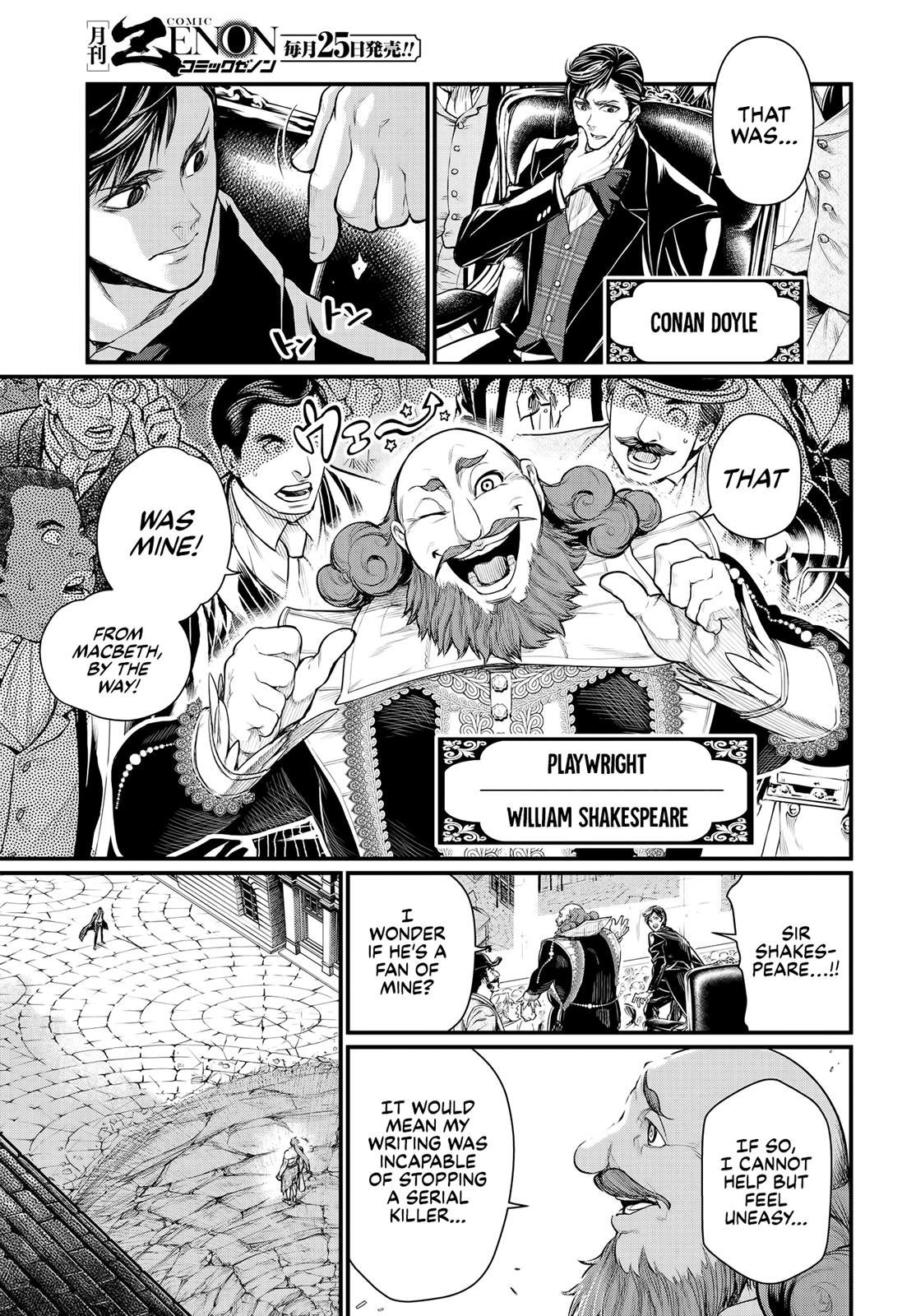 Shuumatsu no Valkyrie, Chapter 24 image 026