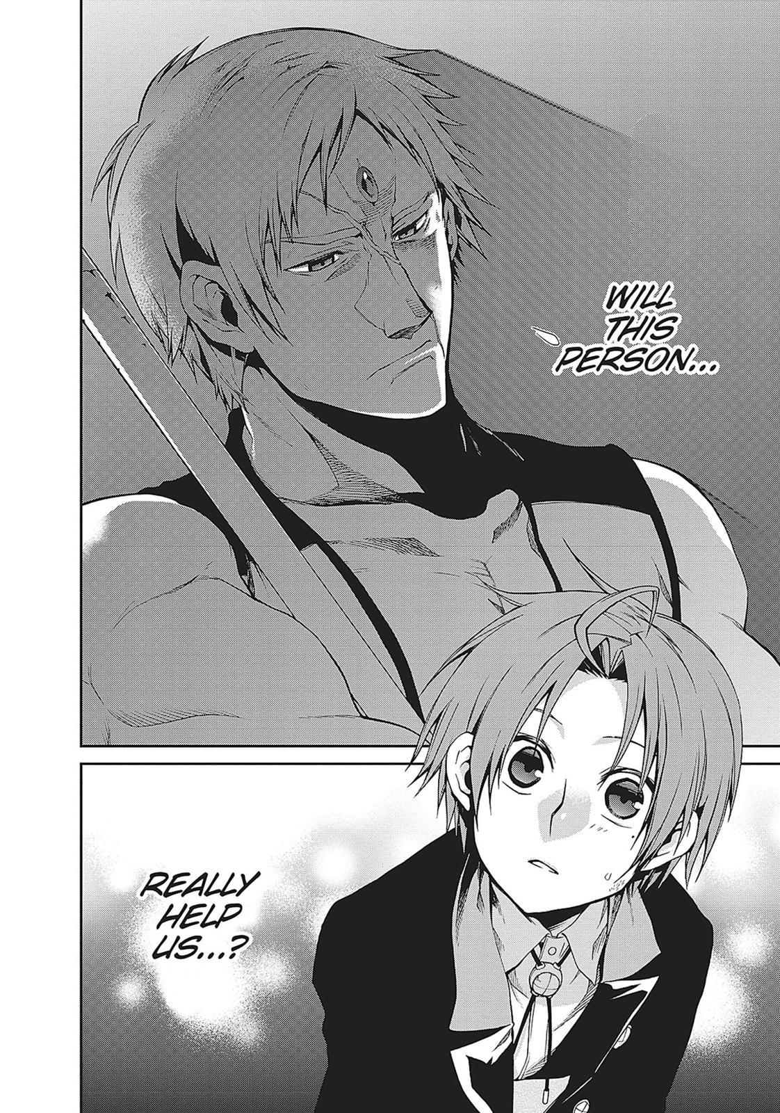 Mushoku Tensei, Chapter 17 image 020