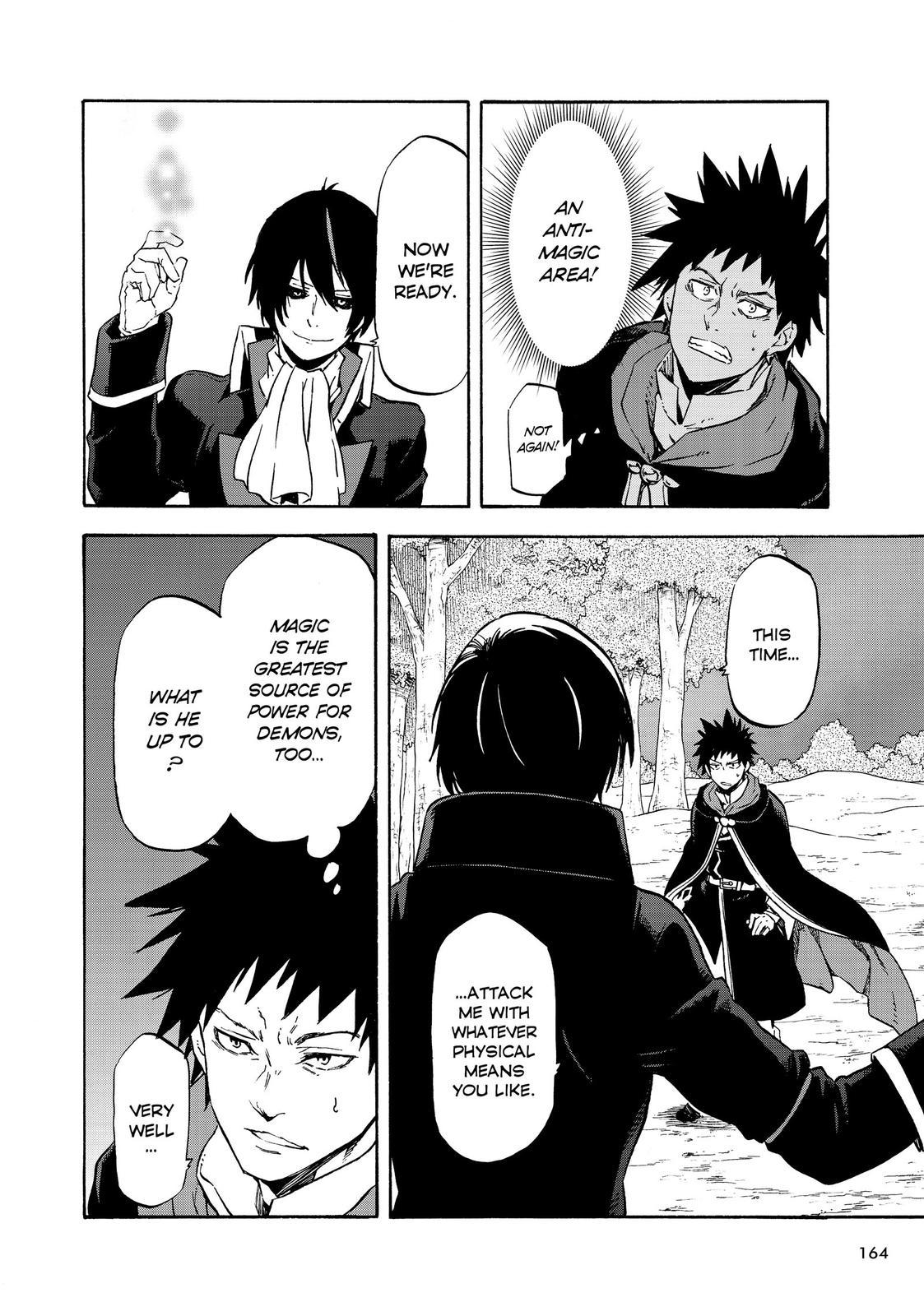 Tensei shitara Slime Datta Ken, Chapter 67 image 031