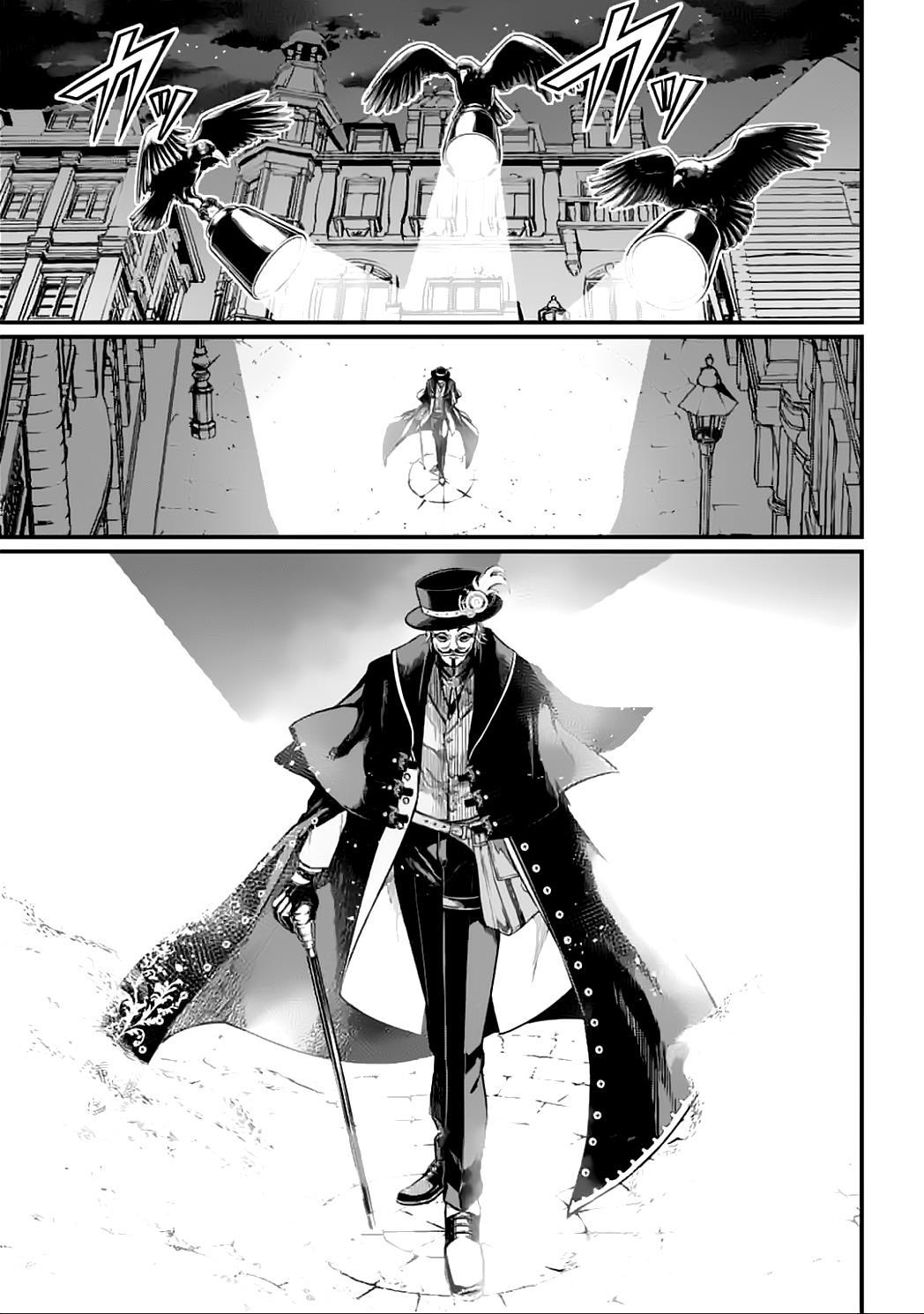 Shuumatsu no Valkyrie, Chapter 20 image 043