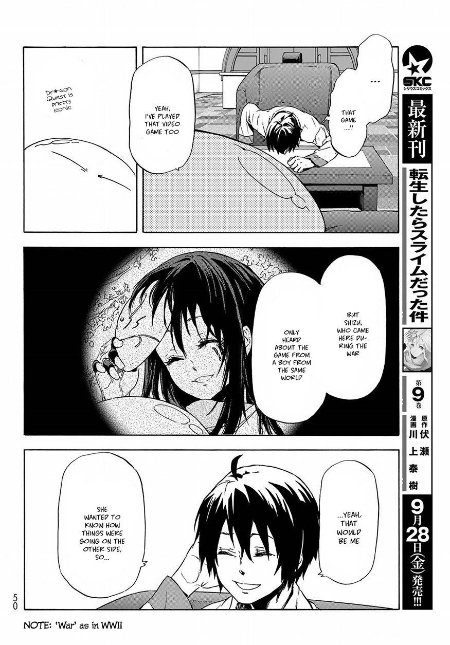 Tensei shitara Slime Datta Ken, Chapter 46 image 035