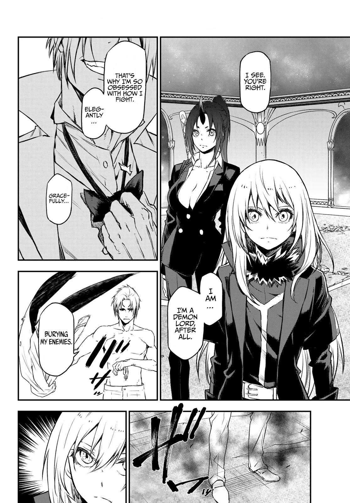 Tensei shitara Slime Datta Ken, Chapter 83 image 040