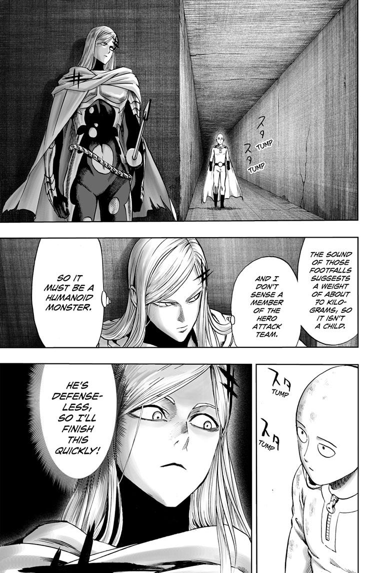 One-Punch Man, Chapter 113 image 012
