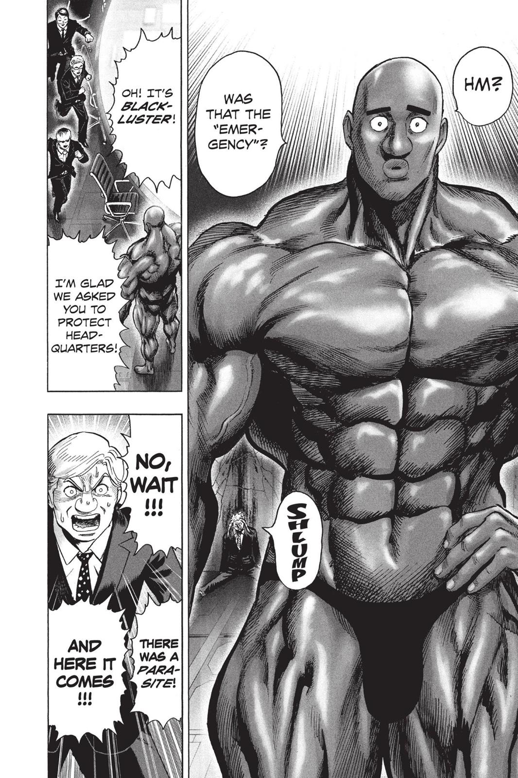 One-Punch Man, Chapter 79 image 020