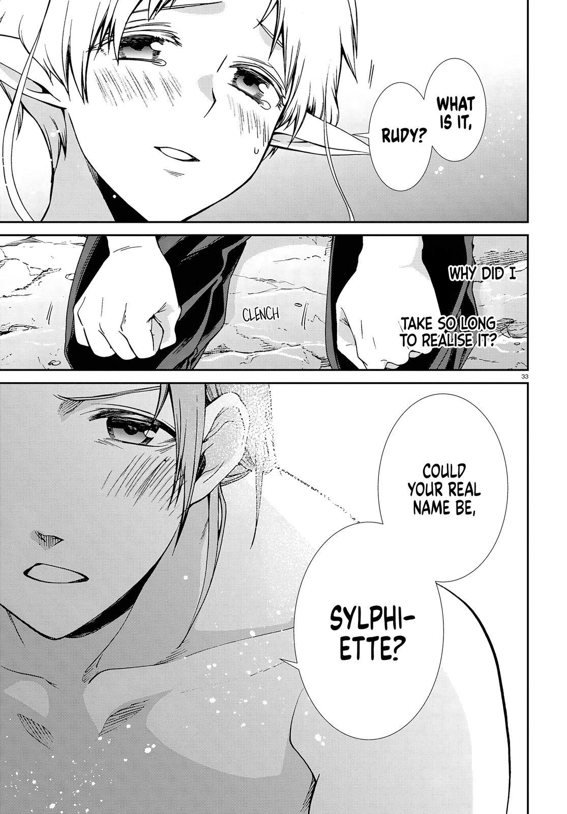 Mushoku Tensei, Chapter 74 image 034