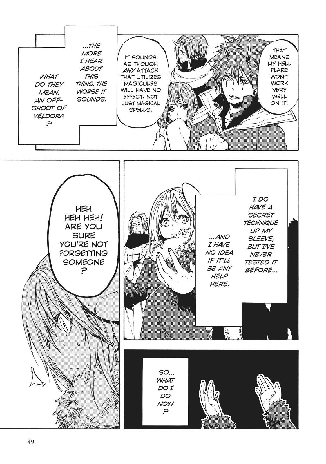 Tensei shitara Slime Datta Ken, Chapter 37 image 015