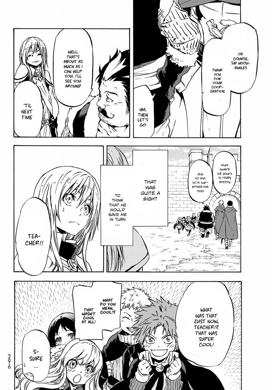 Tensei shitara Slime Datta Ken, Chapter 49 image 019