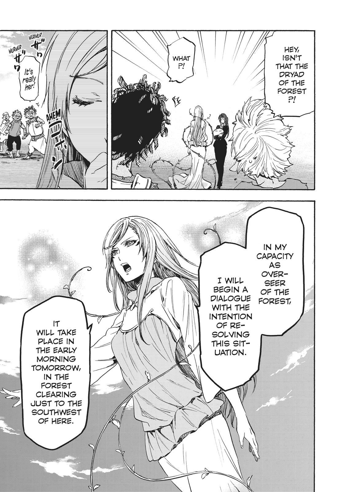 Tensei shitara Slime Datta Ken, Chapter 25 image 032