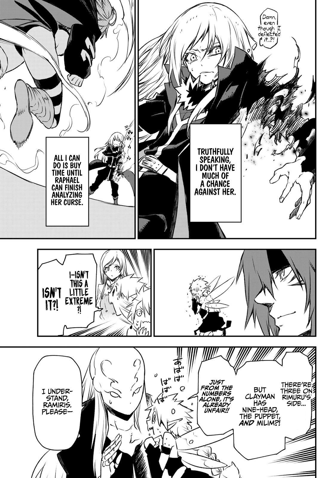 Tensei shitara Slime Datta Ken, Chapter 82 image 029
