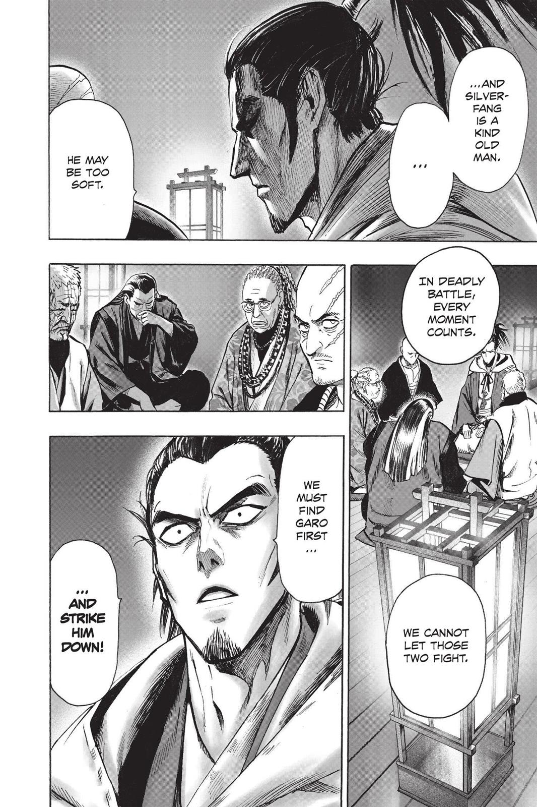 One-Punch Man, Chapter 69 image 010