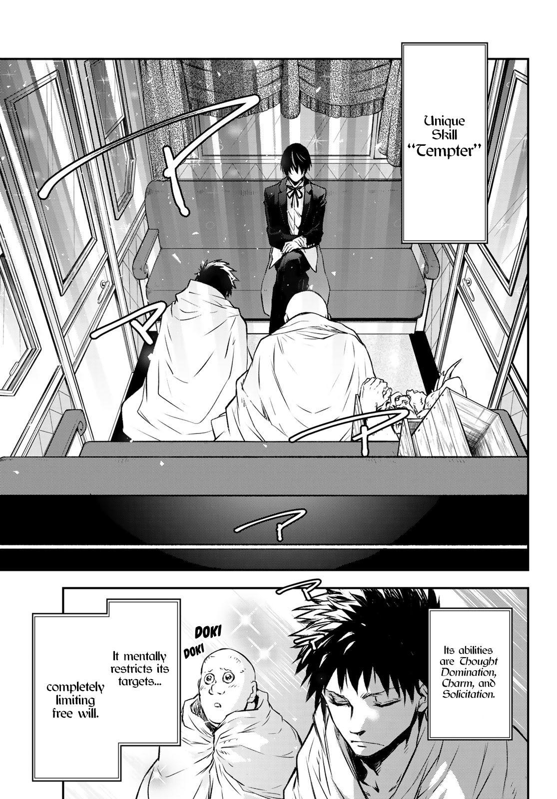 Tensei shitara Slime Datta Ken, Chapter 82 image 049