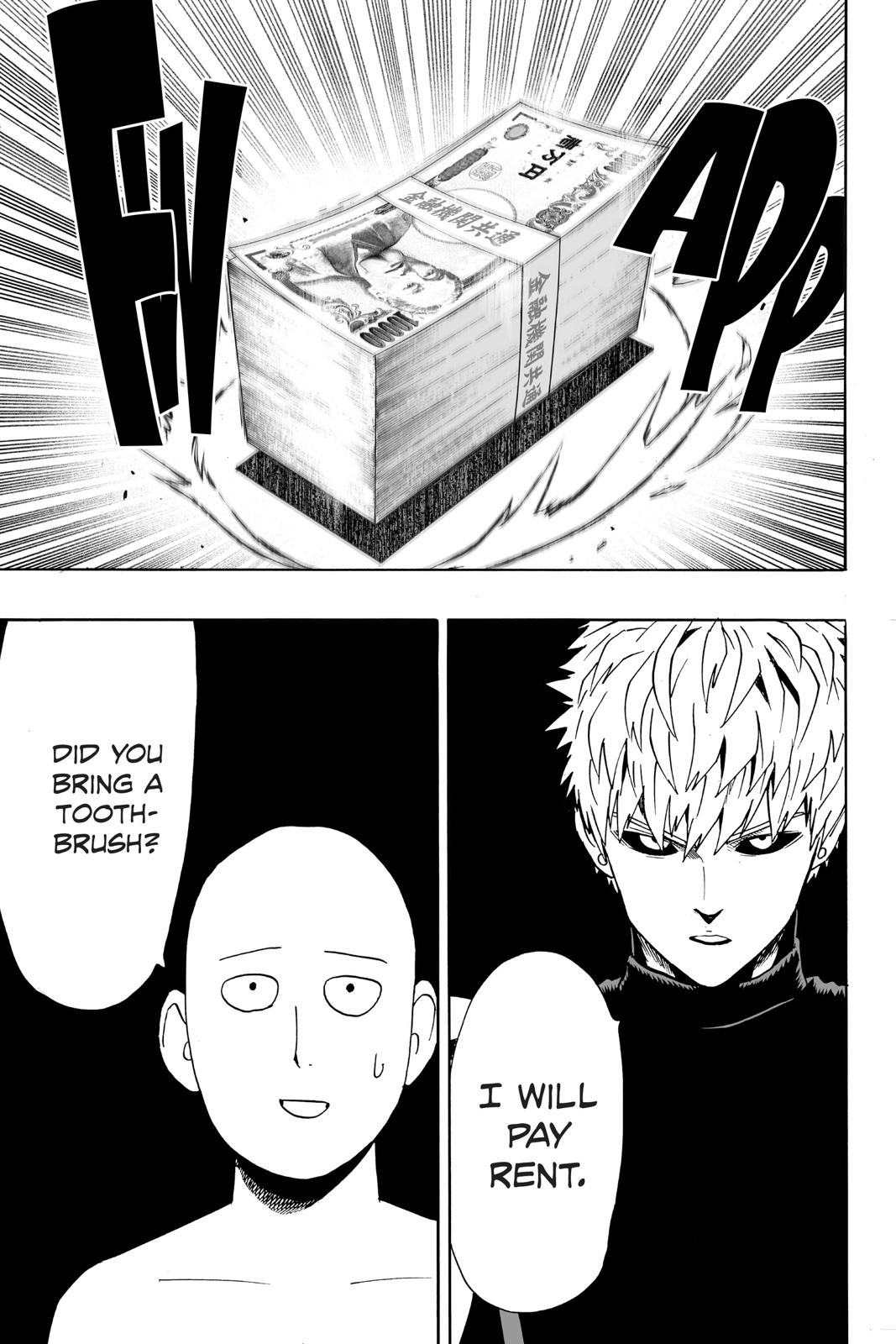 One-Punch Man, Chapter 18 image 005