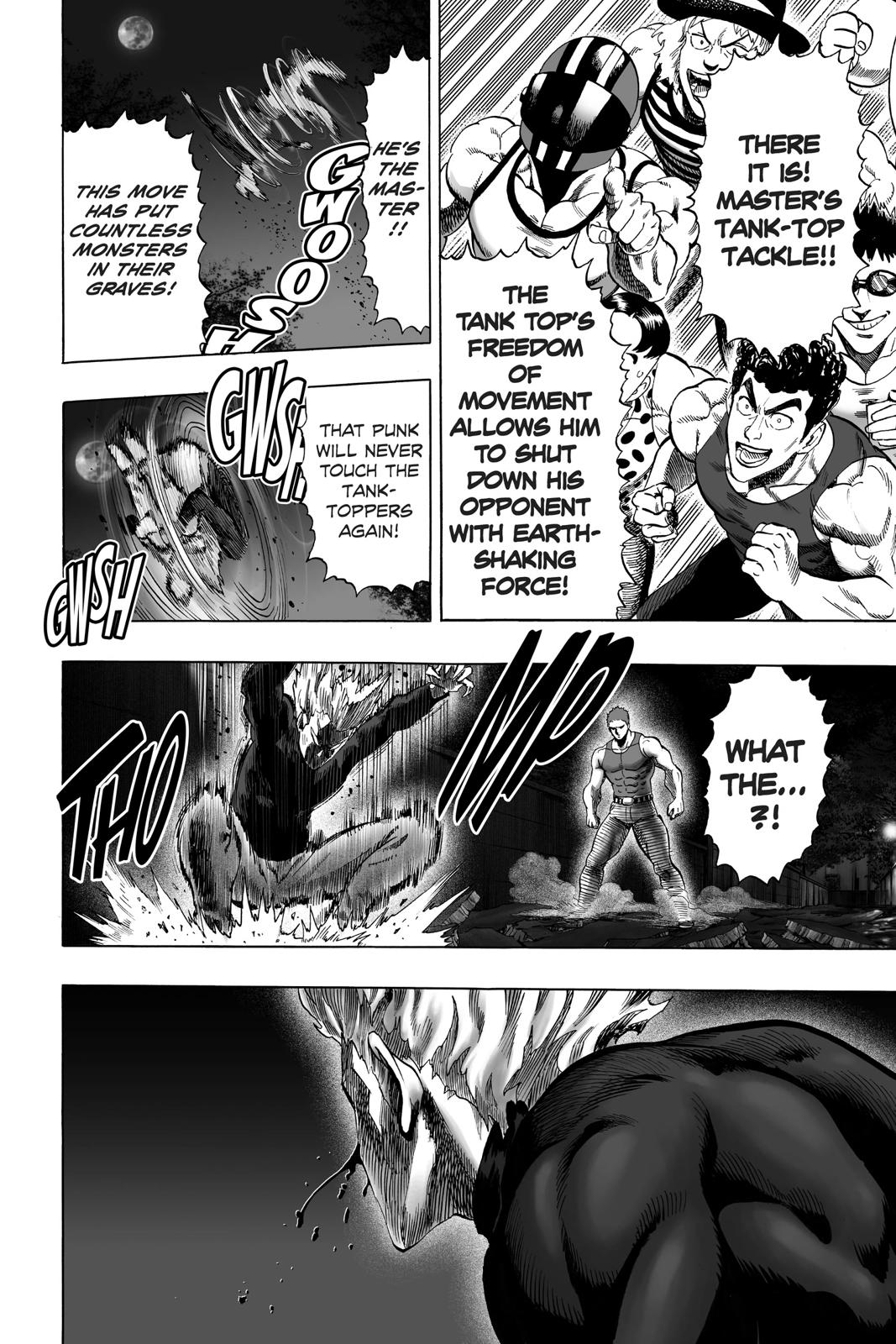 One-Punch Man, Chapter 46 image 017