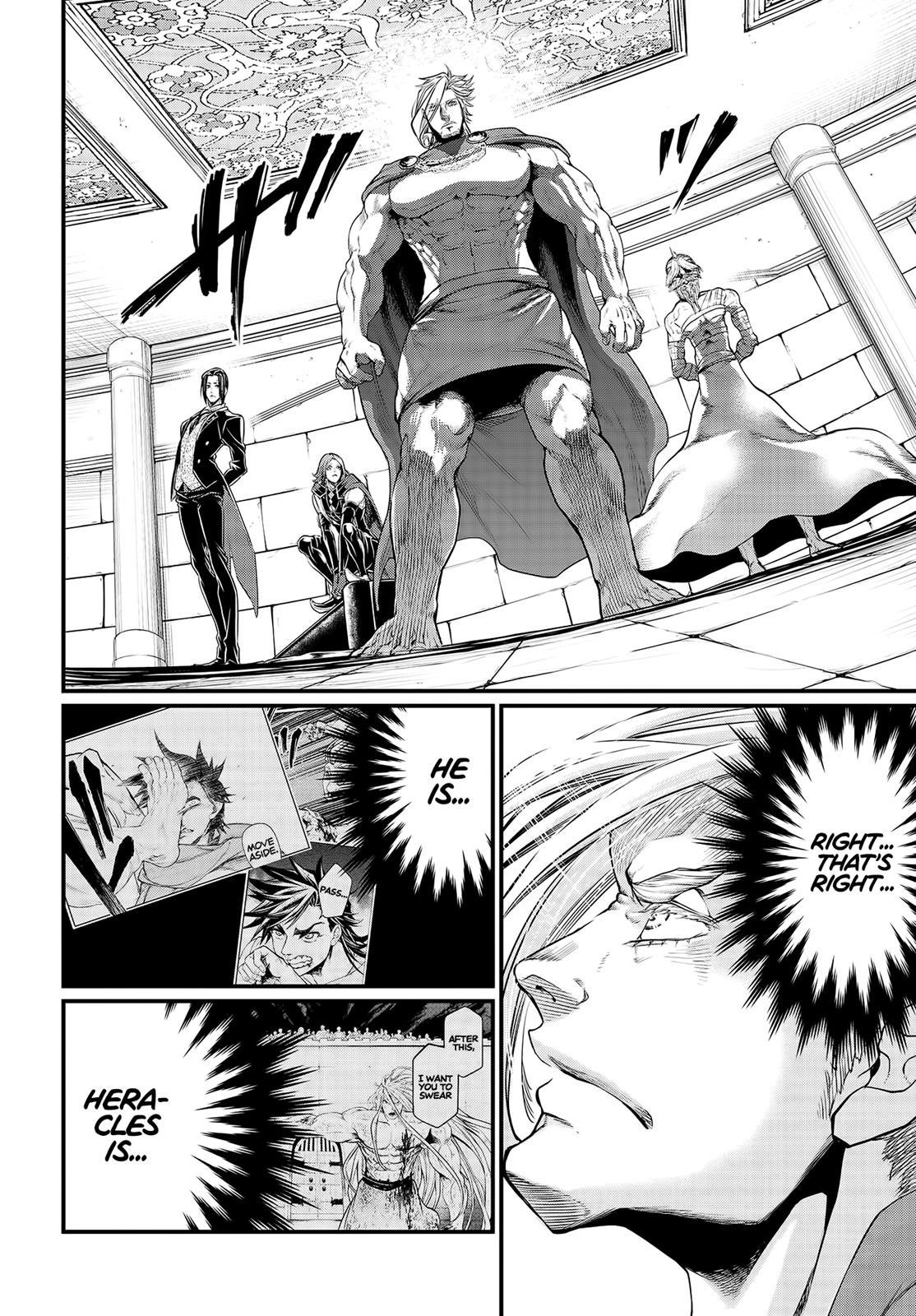 Shuumatsu no Valkyrie, Chapter 27 image 011