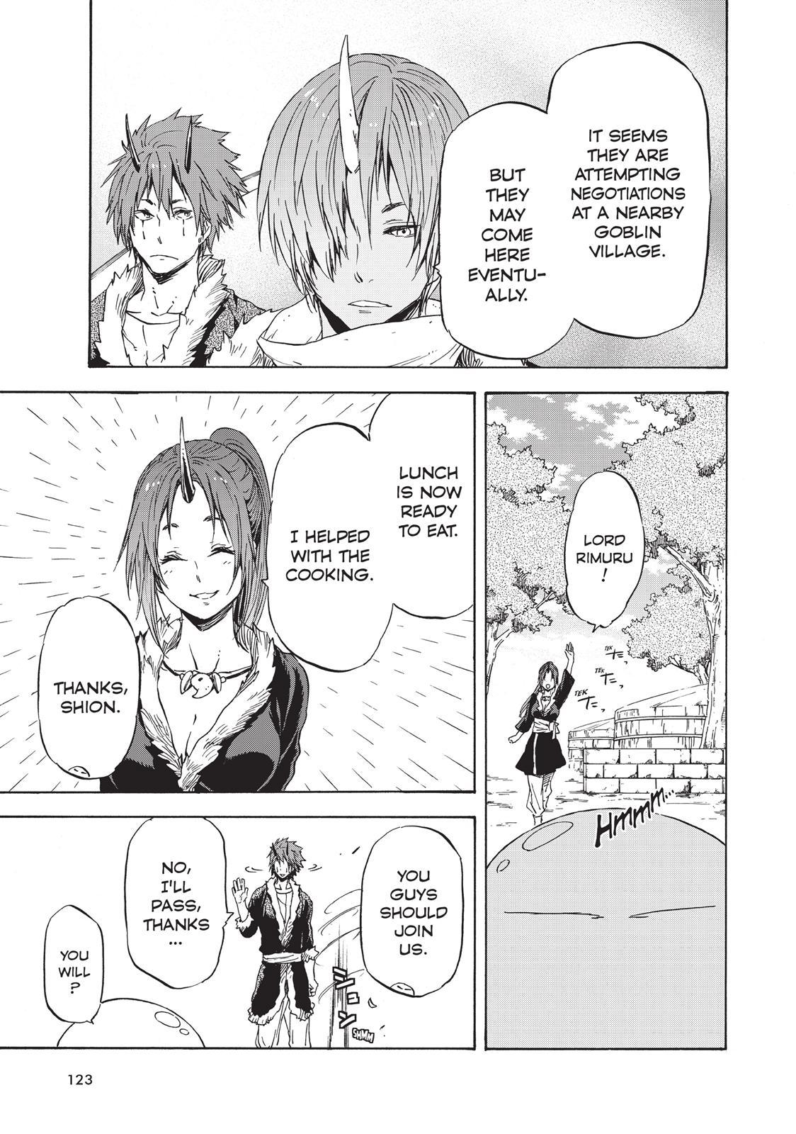 Tensei shitara Slime Datta Ken, Chapter 15 image 027