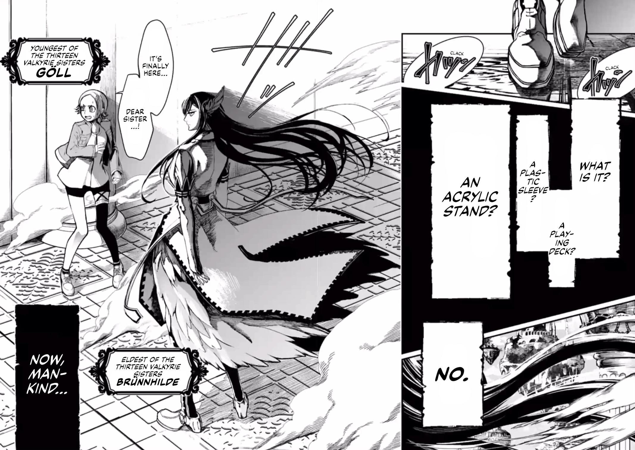Shuumatsu no Valkyrie, Chapter 37.5 image 002