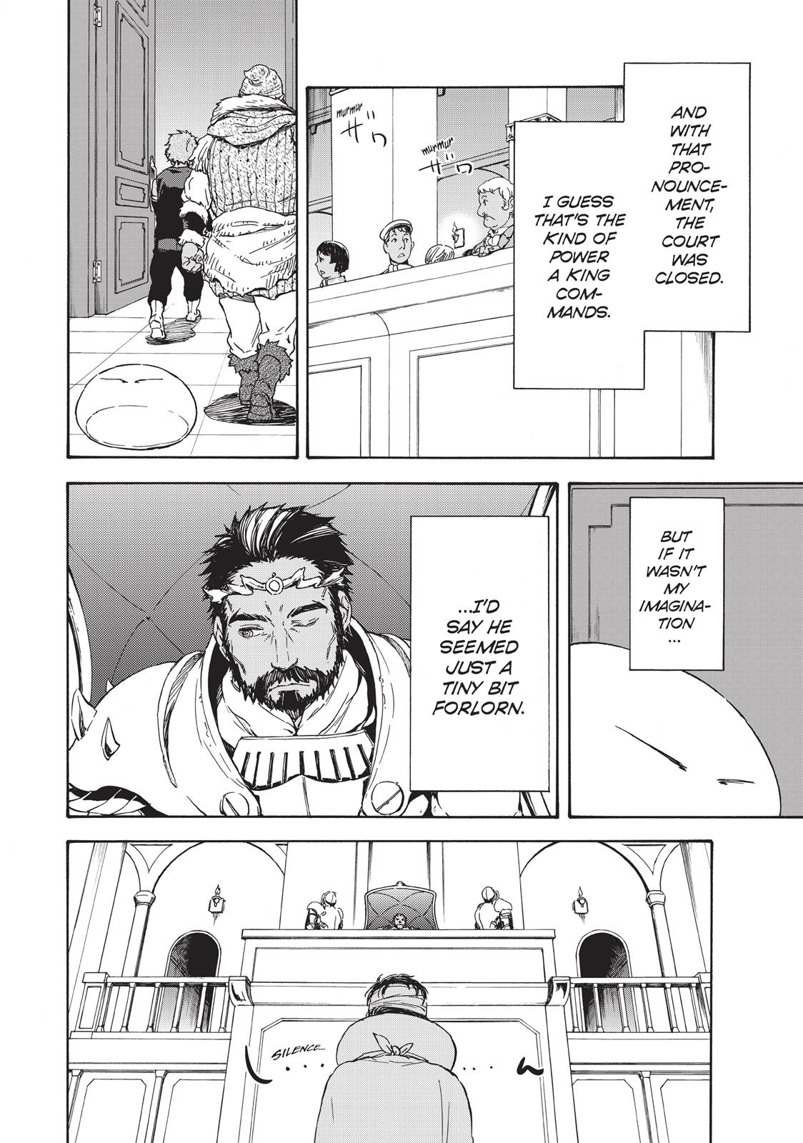 Tensei shitara Slime Datta Ken, Chapter 7 image 016