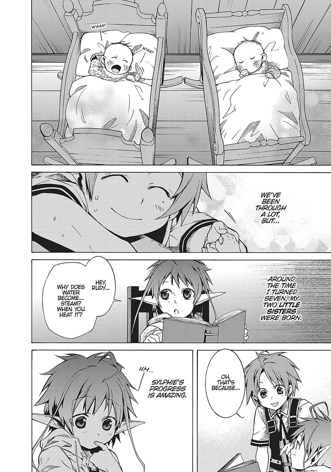 Mushoku Tensei, Chapter 5 image 022