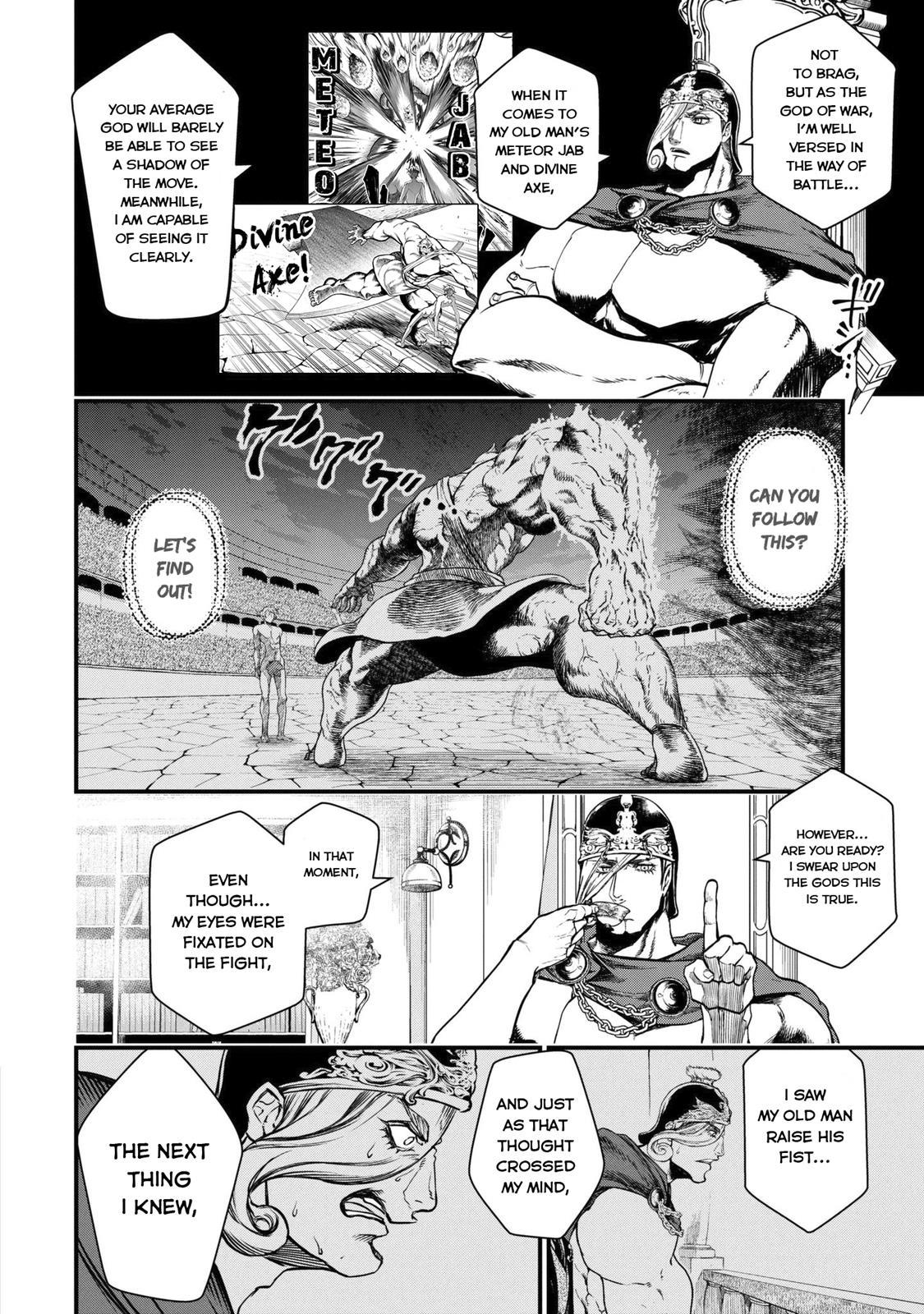 Shuumatsu no Valkyrie, Chapter 10 image 006