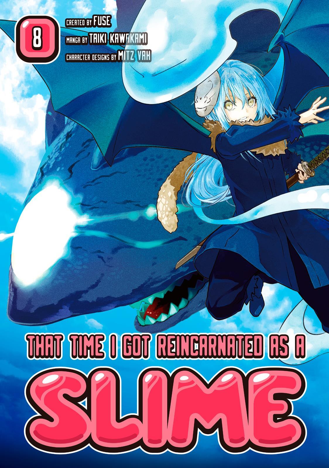 Tensei shitara Slime Datta Ken, Chapter 36 image 001